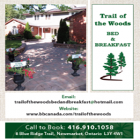 Trail of The Woods Bed and Breakfast